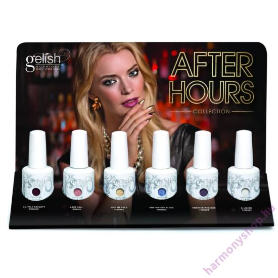 After Hours display, mind a 6 színnel (1100010)
