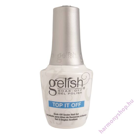 Gelish Top It Off fedőlakk (11101246)