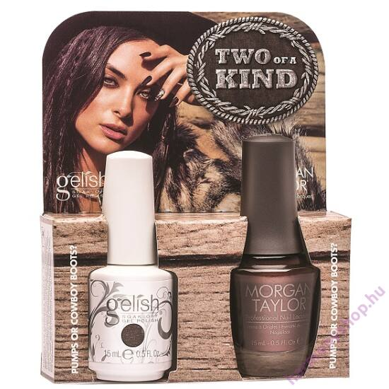Urban CowGirl Gelish + MT duplacsomag, 01091