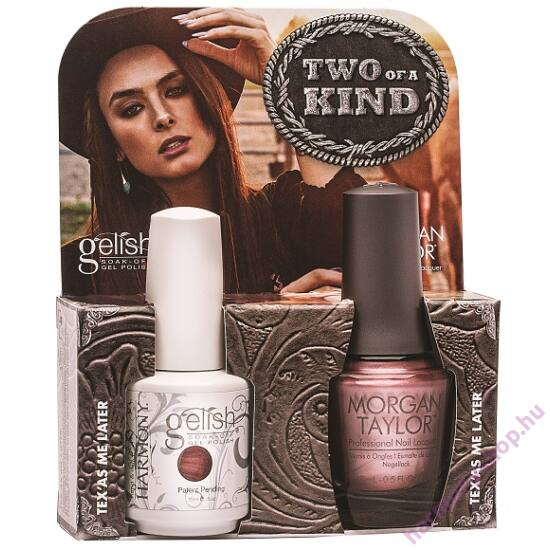 Urban CowGirl Gelish + MT duplacsomag, 01093