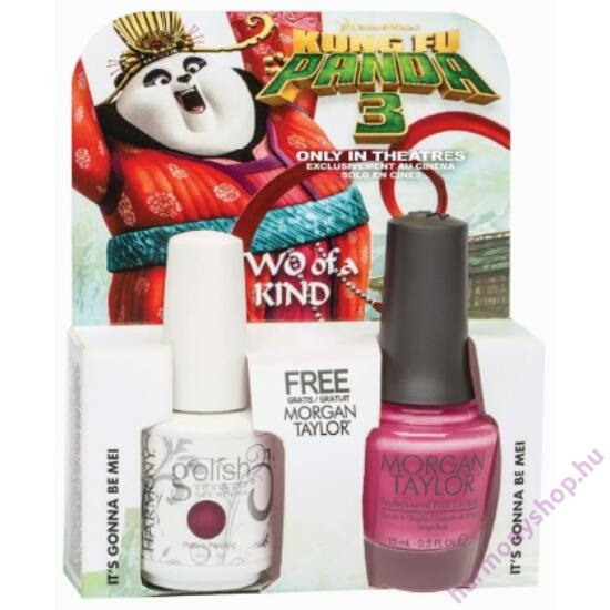 Its Gonna Be Mei, Gelish + MT duplacsomag, 1100021
