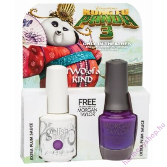 Extra Plum Sauce, Gelish + MT duplacsomag, 1100025