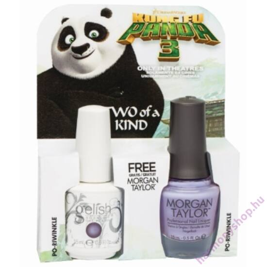 Po-riwinkle, Gelish + MT duplacsomag, 1100026
