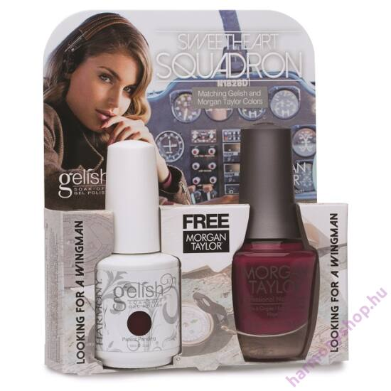 Looking for a Wingman, Gelish + MT duplacsomag