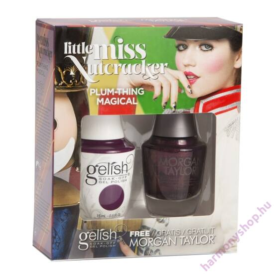 Plum-thing Magical, Gelish + MT duo, 1410275