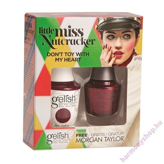 Dont toy with my heart, Gelish + MT duo, 1410276