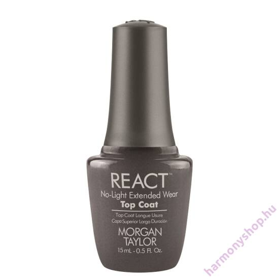 React Top Coat, extra erős fedő lakk (51006)