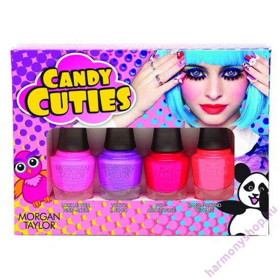 Candy Cuties Hello Pretty neon mini csomag (51254)
