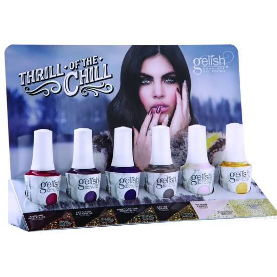 Thrill of the Chill display, mind a 6 szín (1130009)